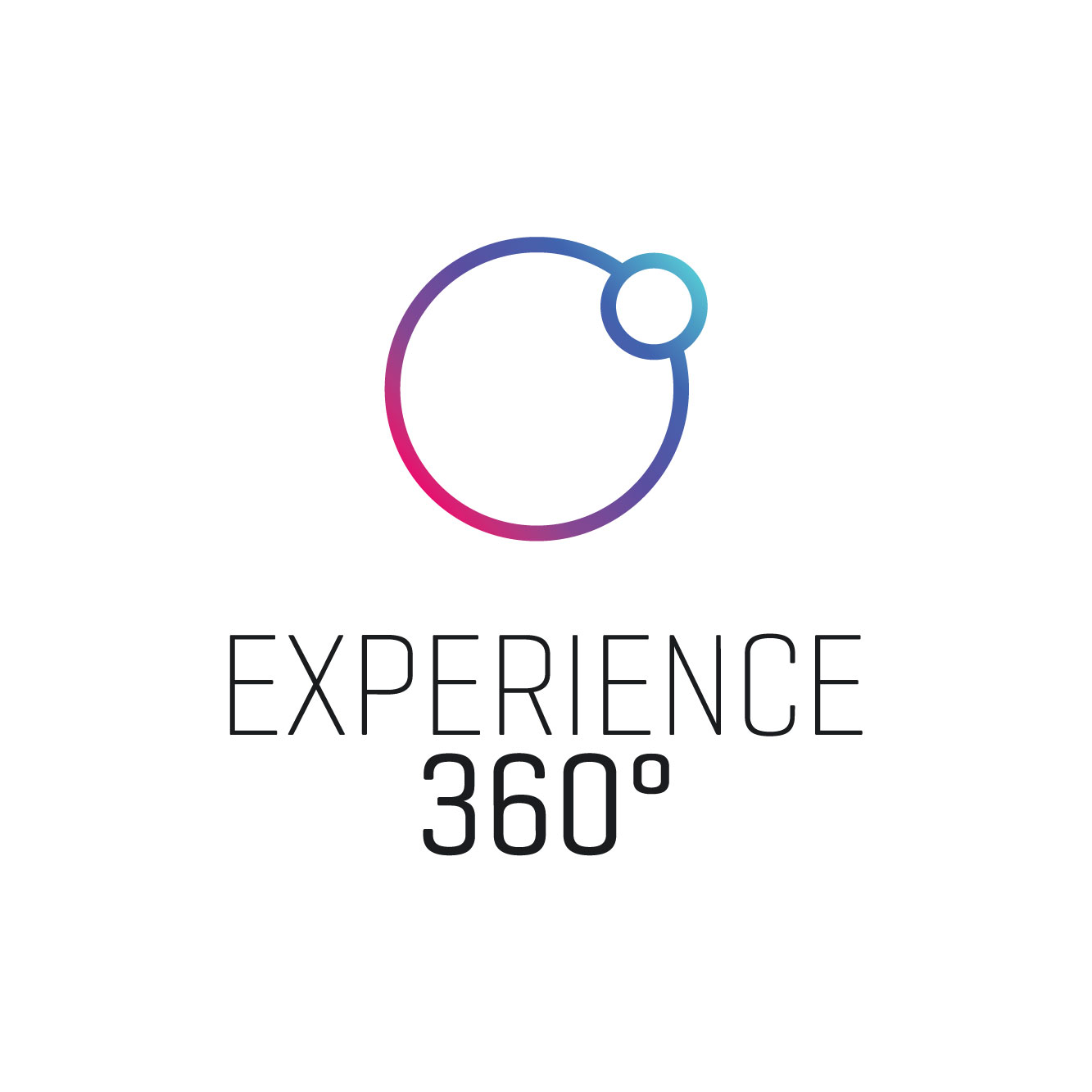 The Experience 360° Logo System